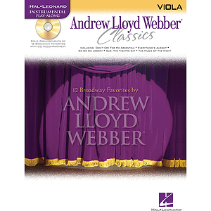 Andrew Lloyd Webber Classics - Viola