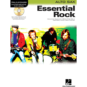 Essential Rock for Alto Sax