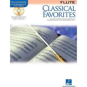 Classical Favorites for Flute