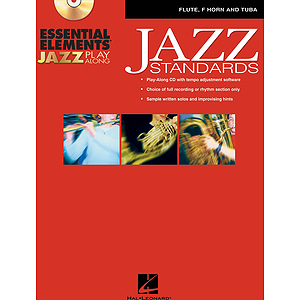 Essential Elements Jazz Play-Along - Jazz Standards