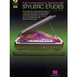 The Contemporary Keyboardist - Stylistic Etudes