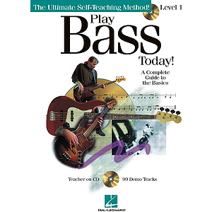 Play Bass Today! - Level 1
