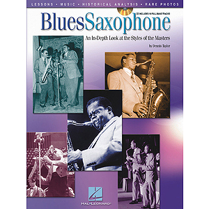 Blues Saxophone