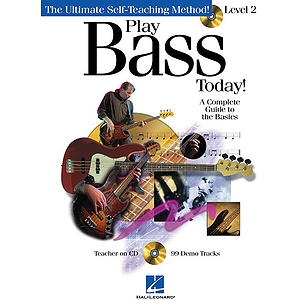 Play Bass Today! - Level 2