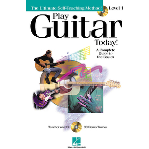 Play Guitar Today! - Level 1