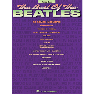 Best of the Beatles for Tenor Sax