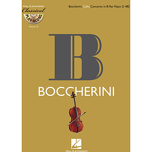 Boccherini: Cello Concerto in B-flat Major, G482