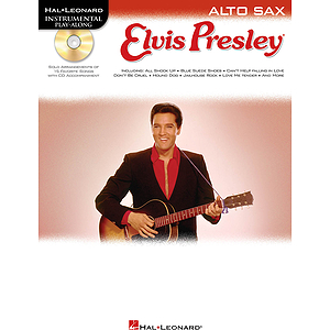 Elvis Presley for Alto Sax