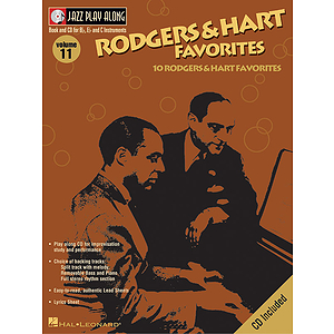 Rodgers & Hart Favorites