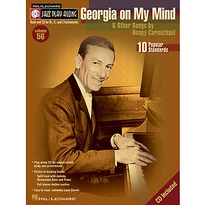 Georgia on My Mind & Other Songs by Hoagy Carmichael