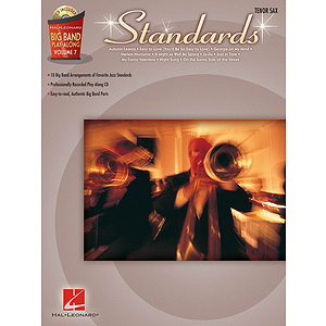 Standards - Tenor Sax
