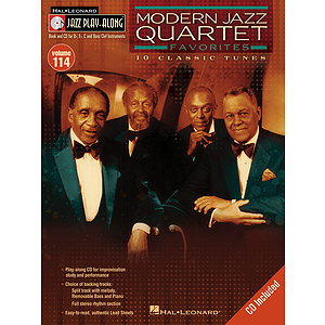 Modern Jazz Quartet Favorites