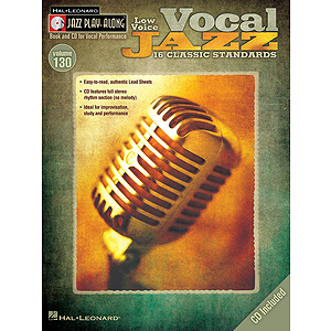 Vocal Jazz (Low Voice)