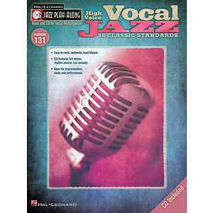 Vocal Jazz (High Voice)
