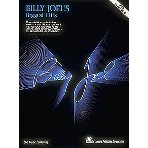 Billy Joel's Biggest Hits - Alto Sax