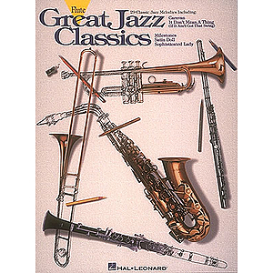Great Jazz Classics - Flute