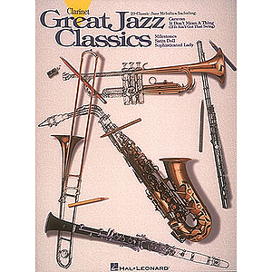 Great Jazz Classics - Clarinet