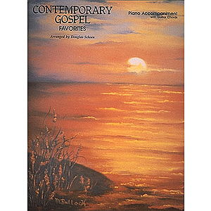 Contemporary Gospel Favorites for Piano and Guitar