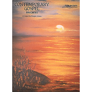 Contemporary Gospel Favorites