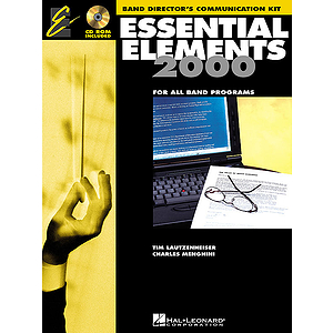 Essential Elements 2000 Band Directors Communication Kit - CD-ROM