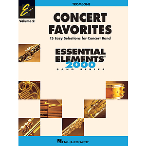 Concert Favorites Vol. 2 - Trombone