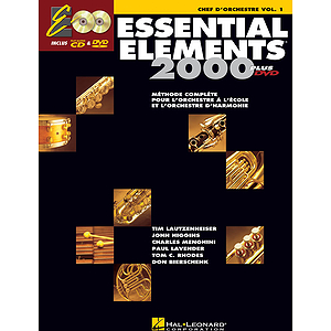 Essential Elements 2000 Plus DVD