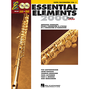 Essential Elements EE2000 Flute (DVD)