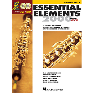 Essential Elements EE2000 Oboe (DVD)