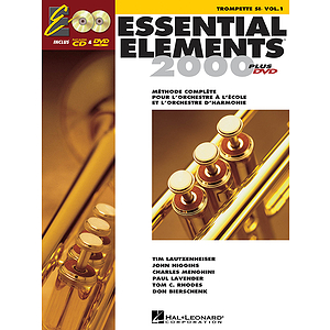 Essential Elements EE2000 Trumpet (DVD)