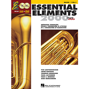 Essential Elements EE2000 Tuba (DVD)