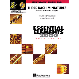 Three Bach Miniatures