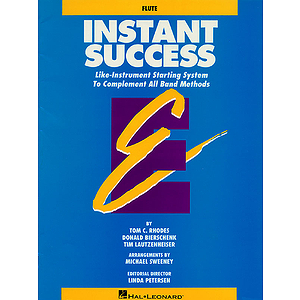 Instant Success - Eb Baritone Saxophone