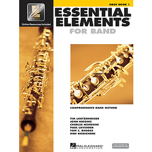 Essential Elements 2000, Book 1 Plus DVD