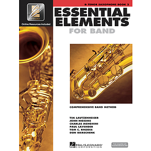 Essential Elements 2000, Book 2