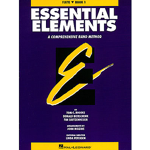 Essential Elements Book 1 - Eb Alto Clarinet