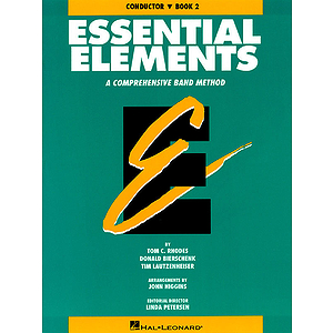 Essential Elements Book 2 - Conductor