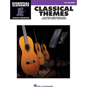 Classical Themes - Late Beginner