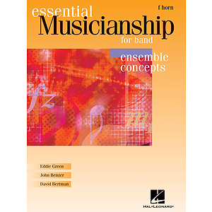 Essential Musicianship for Band - Ensemble Concepts