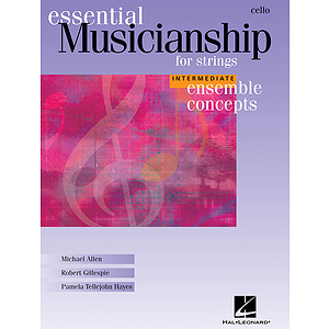 Essential Musicianship for Strings - Ensemble Concepts