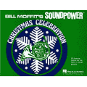 Soundpower Christmas Celebration - Bill Moffit - Eb Alto Saxophone