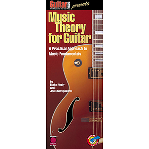 Guitar One Presents Music Theory for Guitar