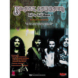 Black Sabbath - Riff by Riff Bass