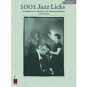 1001 Jazz Licks
