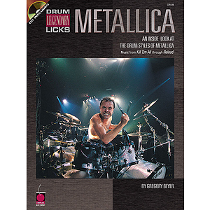 Metallica - Drum Legendary Licks
