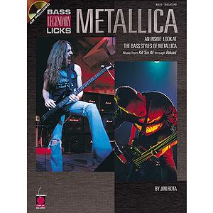 Metallica - Bass Legendary Licks