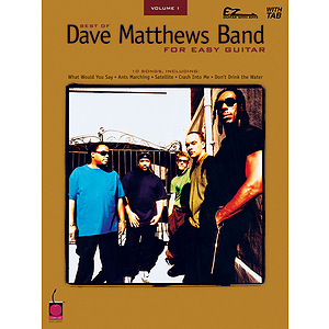 Best of Dave Matthews Band for Easy Guitar