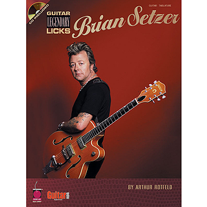 Brian Setzer - Guitar Legendary Licks