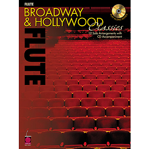 Broadway & Hollywood Classics for Flute