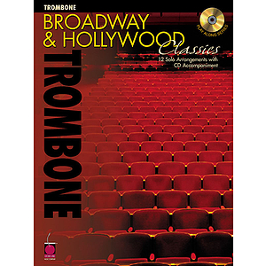 Broadway and Hollywood Classics for Trombone