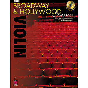 Broadway and Hollywood Classics for Violin